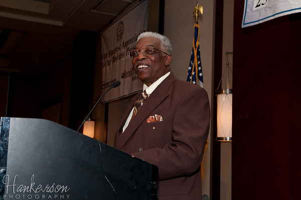 NAACP: Freedom Awards Banquet, 25 years of Saluting Excellence