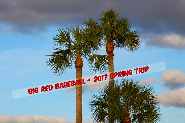 Spring Trip 2017