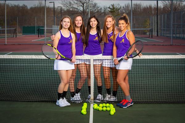 Tennis Girls 2019