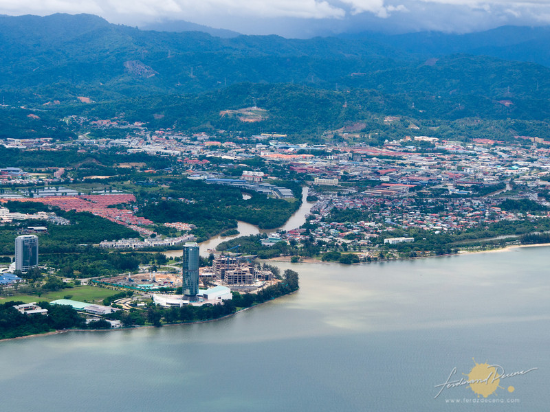 Hello there Kota Kinabalu City
