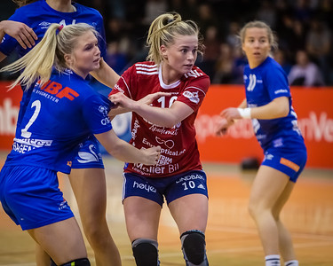 Tertnes vs Byåsen, 5. February 2020