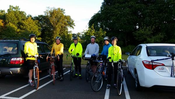 September 10 Sunday Century Ride