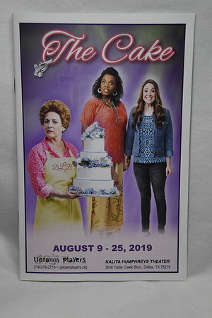 8-9-2019 The Cake Opening @ Uptown Players