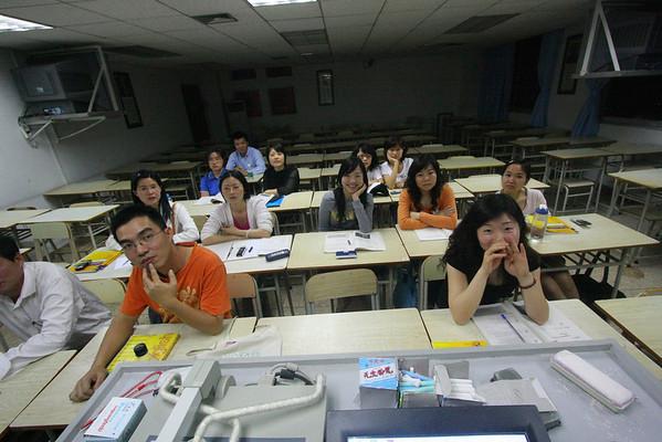 Sunday Students