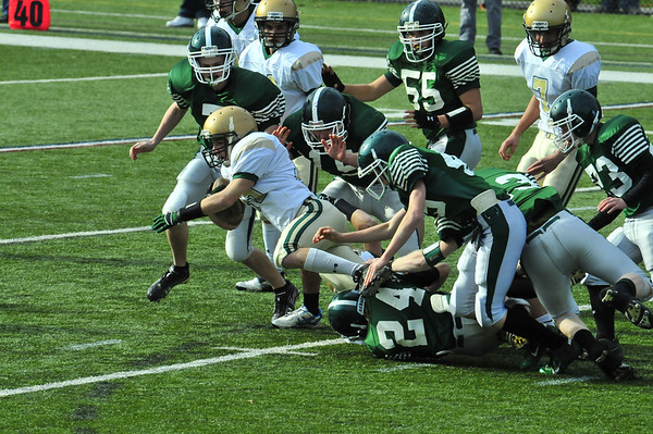 WUHS Football Division III Campionship Game