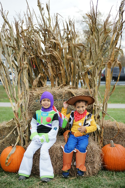 Yorktown Halloween Parade