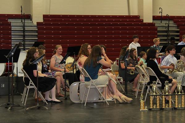 Leah Band Concert 5/12/15