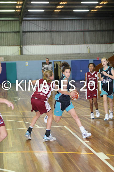 U/14 W1 - Penrith Vs Manly 1-5-11