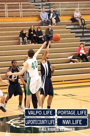 VHS JV Boys Basketball vs MCHS 1-4-2013