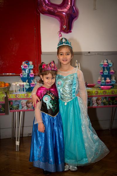 Eva & Lia's Birthday Party