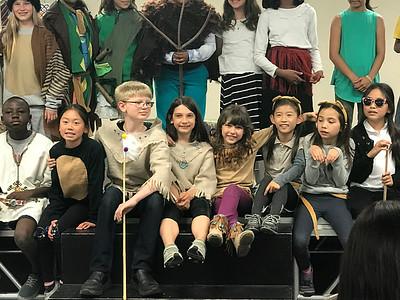 Fourth Grade Class Play