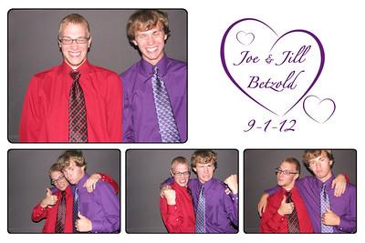 09-01 Jill and Joe wedding