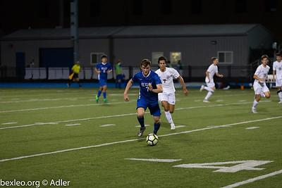 Varsity Boys Soccer vs Saint Charles