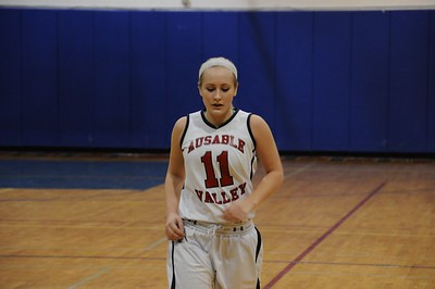 Ausable Valley Varsity  February 12 game