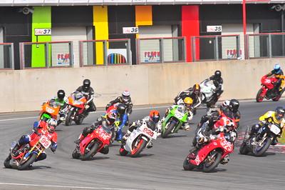 Motorraces @ Circuit Zolder Belgium