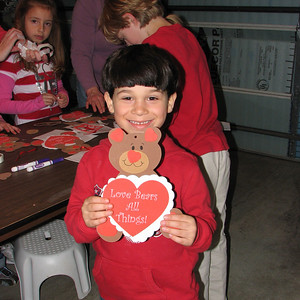 Valentine's Day Party 021210