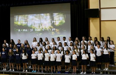 Upper School Winter Sing  | January 29, 2020