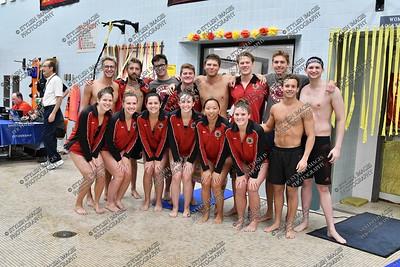 UC Swimming 2018-19