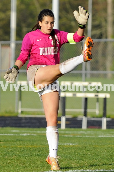 Girls Soccer - JV: Dominion v. Woodgrove 5.3.2016 (by Scott Shepherd)