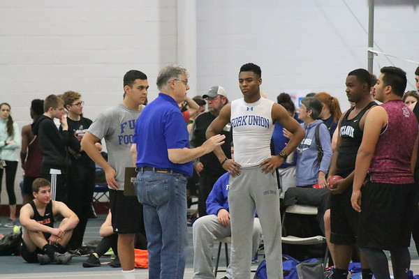 Indoor Track's Fred Hardy Invitational -- Jan. 27, 2018