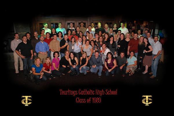 Teurlings Catholic 20 Year Reunion