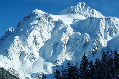 Mt Baker Ski Trip