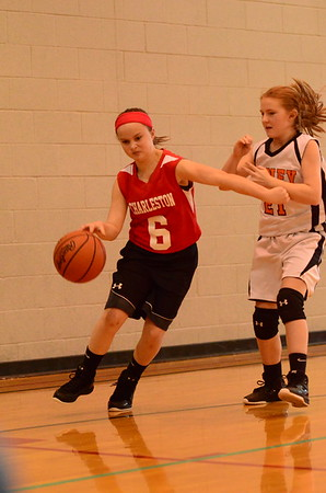 5th Grade Chargers vs Olney  Feb 6, 2016
