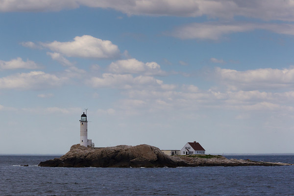 White Island Lighthouse, Isles of Shoals, NH