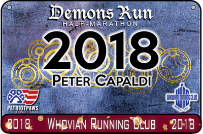 Demons Run Half Marathon