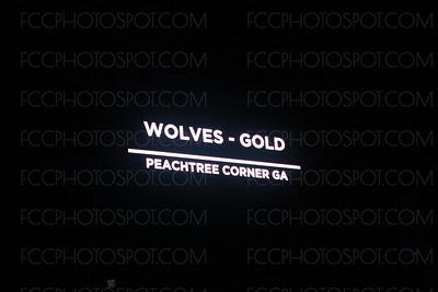 Wolves - Gold