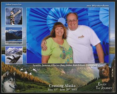 Cruise 13 Alaska - Holland America Westerdam