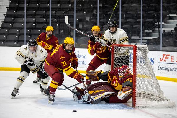 Men's Ice Hockey: Lindenwood vs Iowa State