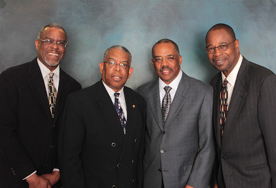 Ralph Evans 100 Black Men 030213