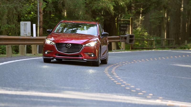 2018 Mazda3 5-Door Grand Touring Driving Reel