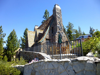 Thunderbird Lodge - Lake Tahoe 2013