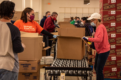 Food Bank Able To Serve More