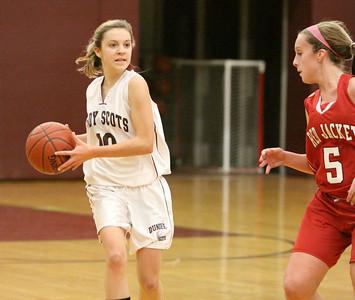 Dundee Girls Basketball 12-12-11