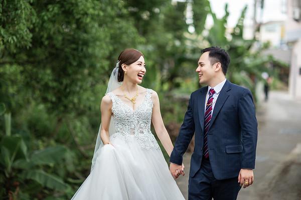 台南擔仔麵婚宴會館|訂結之喜 | My Darling 寵愛妳的婚紗