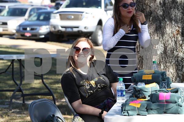 Tupelo Pep Rally