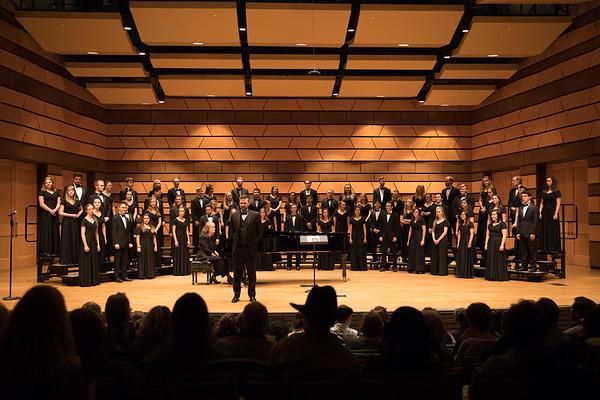 CSU Choirs Fall Choral Showcase 2019
