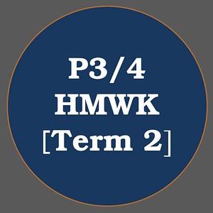 P3/4 HMWK T2
