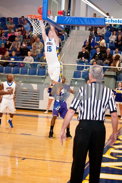 Booneville High vs. McClain High (B)