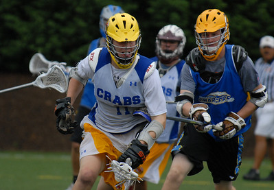 2011's v Chargers (Ct) @ Crab City Challenge