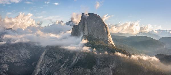 Enshrouded Half Dome