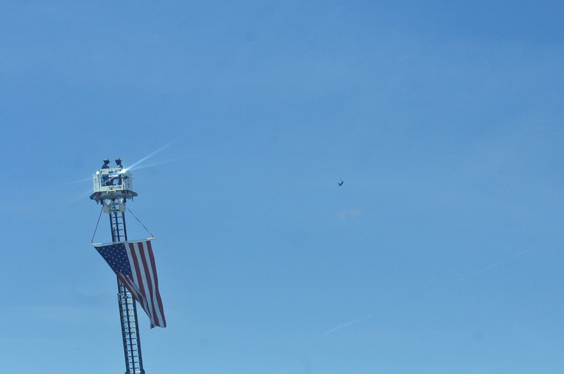 F15 Flyover from Robins AFB