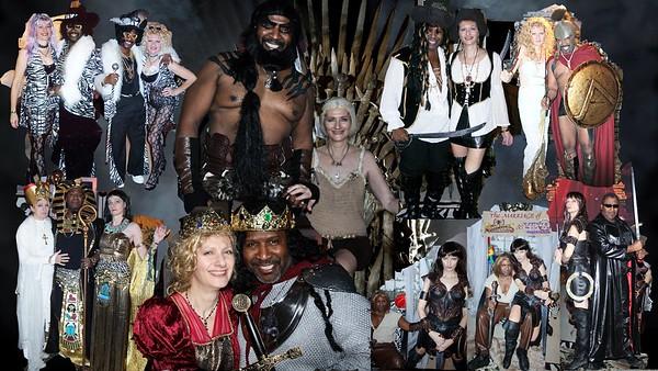 Team Zebra Masquerade Party DSLR Booth II