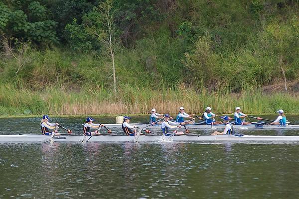 Ryan Rowing 2016 Regatta #1