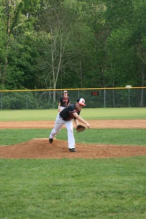 Varsity Baseball Conference Game vs. North Cross