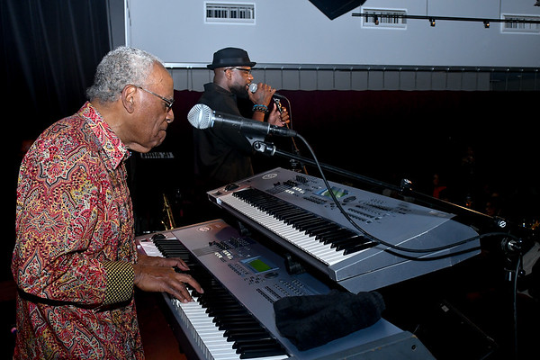 Lonnie Liston Smith at The Promontory 10252019