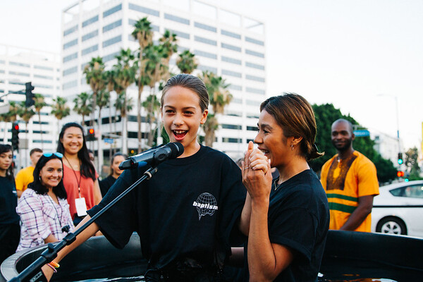 2019-07-28 Hollywood Baptisms